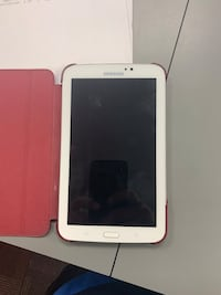Samsung Galaxy Tab3 with smart cover
