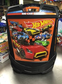 Hot Wheels 100 Car Case Aberdeen, 07747