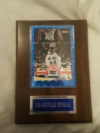 shaquille o'neal 1994 card