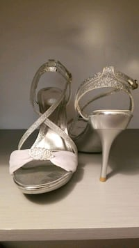 Gorgeous Silver heels Springfield, 22153