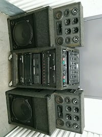 Complete stereo system ep1500 Miami, 33177