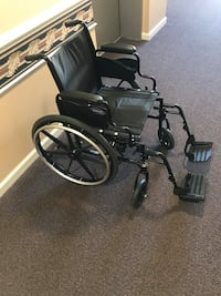 Wheelchair 18 inches US, 21128