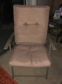 Outdoor Lounge padded chair Las Vegas, 89109