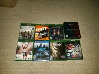 Xbox one and PS4 games for sale  Cambridge, N3C 1G9