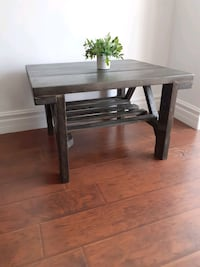 Rustic coffee table or end table