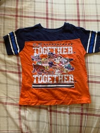 Toddler boy shirt Kailua