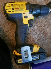 yellow and black DeWalt cordless power drill Phoenix, 85009