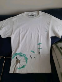 """*NEW* Threadless shirt - """"Let's Go Parasoling"""" Vancouver"""