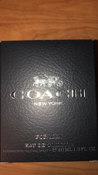 Coach for men 40 ML Toronto, M9W 3G6