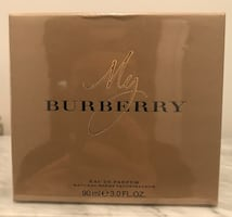 My Burberry Eau de Parfum Natural Spray Vaporisateur 90 mL