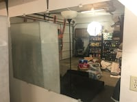 Large mirror 3ft x 5ft