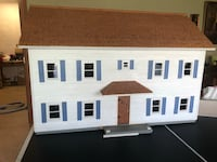 Custom handmade dollhouse Clive, 50325