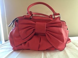 Beautiful Pink Purse