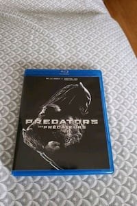 Predators in Blu-ray