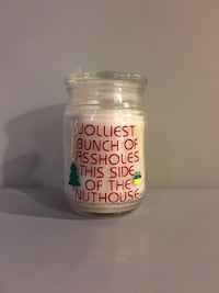 Christmas Candle Large 17oz Barrie, L4M 2M4