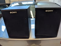 Sony speakers Surrey, V3T 4L8
