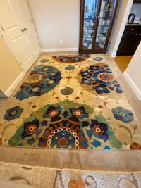 """Rug for sale 94"""" x 120"""""""