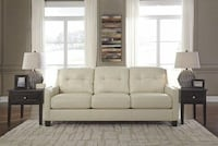 Brand new genuine leather sofa Roslyn Heights, 11577
