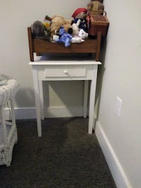 End Table and tv stand