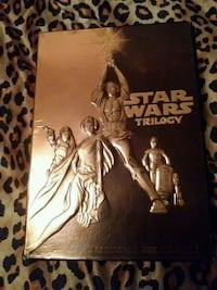 Star Wars trilogy Collectors set