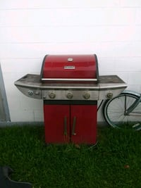 red and gray gas grill Westwego, 70094