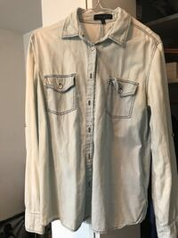 Sanctuary button up  Vancouver, V5T 2K3