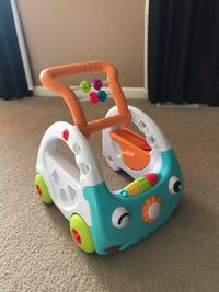toddler's white and green ride on toy Egg Harbor, 08234