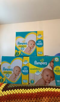 Diapers #1 Pampers