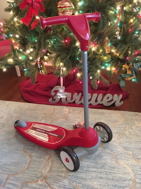 Used Radio Flyer Scooter For Sale In Paterson Letgo