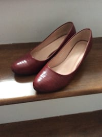 European real leather shoes very comfortable size 71/2 excellent condition Laval, H7X 3R8
