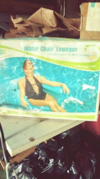 Water lounger never used Coon Rapids, 55433