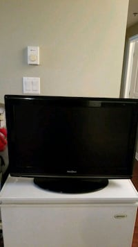 black Samsung flat screen TV Montréal, H9J 1A4