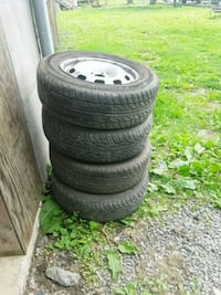 For 2005 PT Cruiser tires are brand new Harpers Ferry, 25425