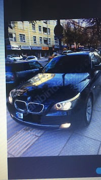 BMW - 5-Series - 2008 Ankara