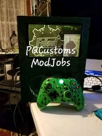 Fallout themed Xbox One S 1tb