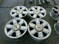 Ford f150 or expedition 20inch wheels Miami, 33147