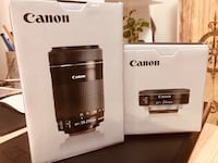 Canon EFS 24mm f/2.8 and EFS 55-25mm f/4 -5.6 lenses Toronto, M4T 1N6