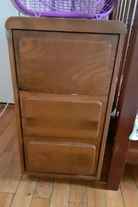3 drawers stand