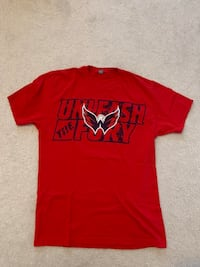 Men's Washington Capitals T-Shirt Alexandria, 22311