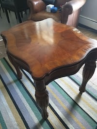 solid wood coffee table Hamilton, L8E 1J7