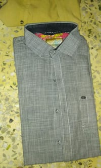 gray button-up collared top Ahmedabad, 380008