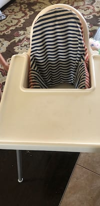 ikea high chair with cushion Mississauga, L5W 0E8