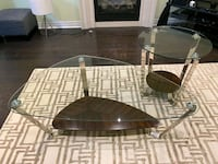 Coffee Table with matching side table Markham, L6C 0M2