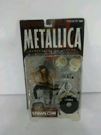 Metallica Harvesters of Sorrow McFarlane figure Los Angeles, 91306