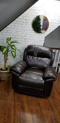 Rocker recliner sofa