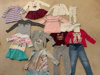 Toddler's assorted clothes Vaughan, L4J 0A9