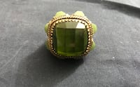 Green Costume Jewelry Ring  Las Vegas, 89108