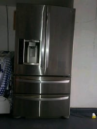 stainless steel french door refrigerator Arlington, 76014
