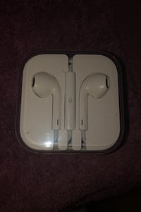 Apple Earbuds (Disinfected) Pittsburgh, 15212