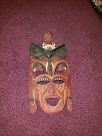 Authentic Jambo African Mask